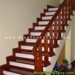 Phong thuỷ với cầu thang